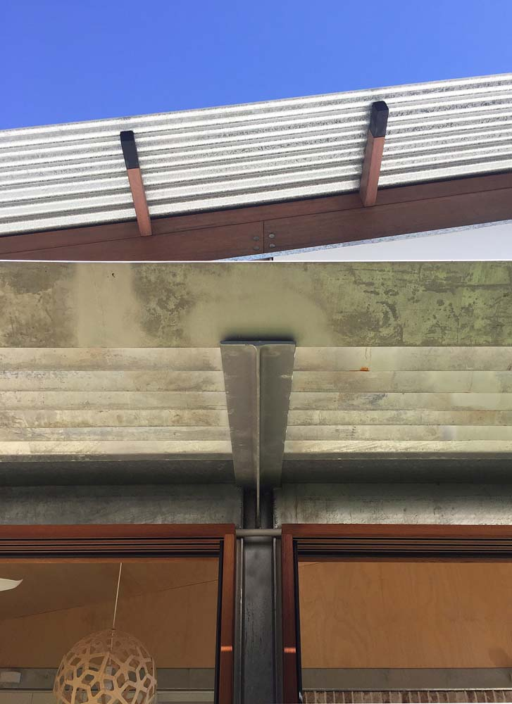 Marrickville Home Renovation - Roof fixtures - Clockwork Constructions