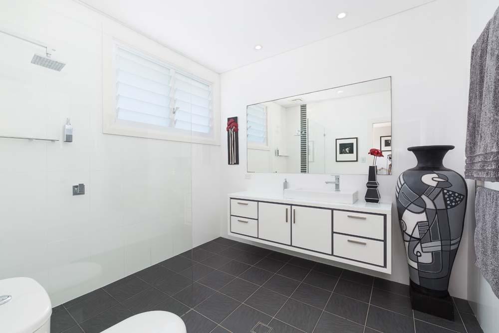 Wilshire - Bathroom area - Clockwork Constructions