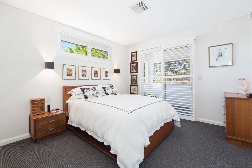Wilshire Bedroom Renovation - Home Renovation - Modern Contemporary Design - Clockwork Constructions