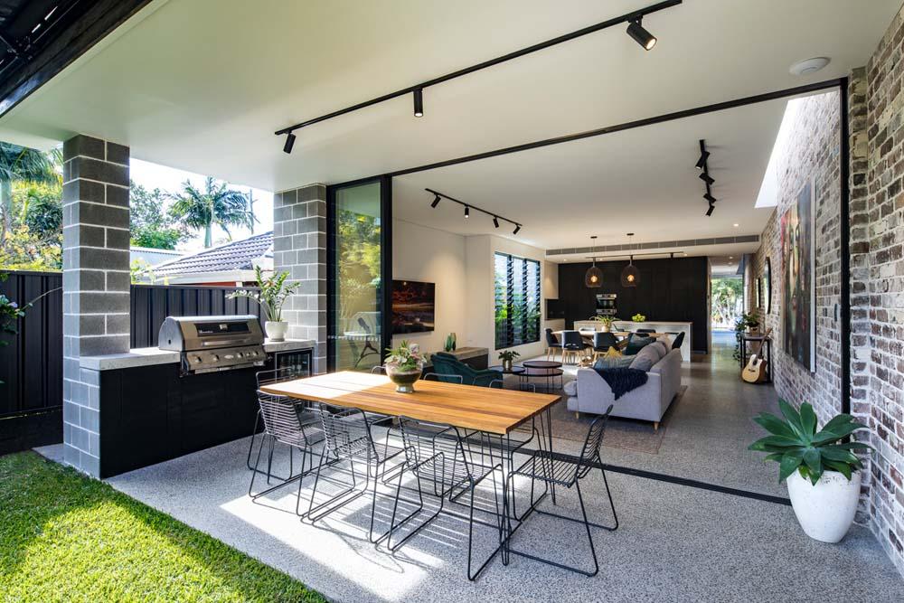 top home builders sydney - construction companies in sydney Cronulla Duplex Home Renovation - Clockworks Constructions