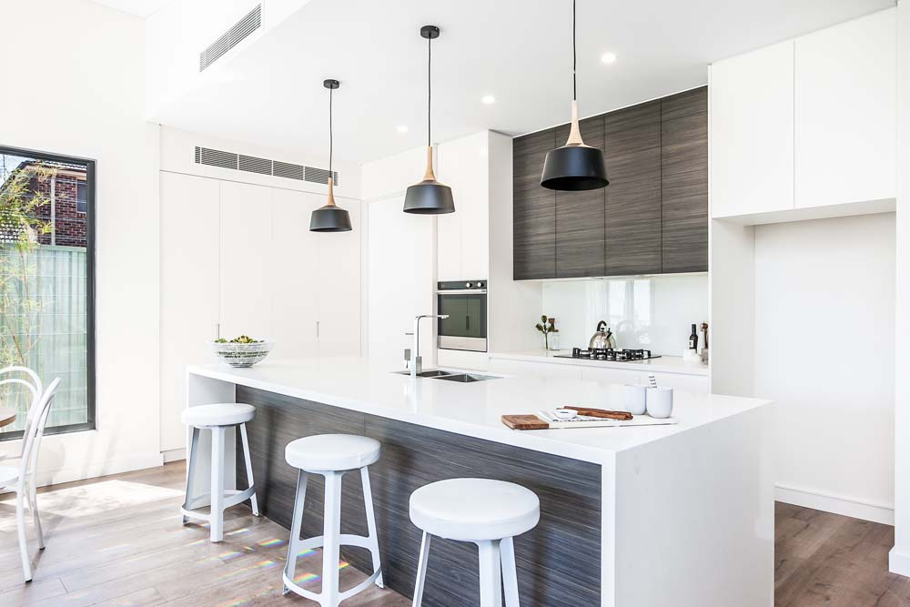 Castelnau Kitchen - Home Renovation - Modern Kitchen - Clockwork Constructions