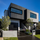 Cronulla Duplex - Home renovation - modern contemporary living room - Clockwork Construction
