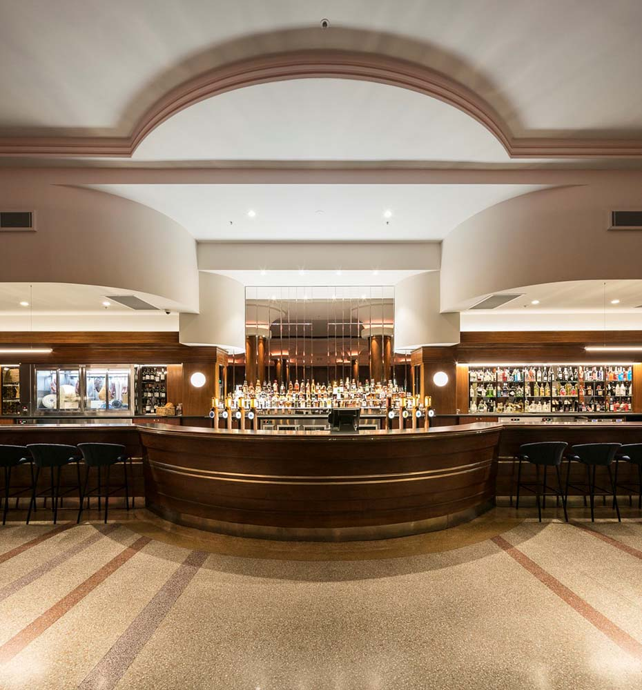 City tattersalls club - Commercial Renovation - Bar area 3